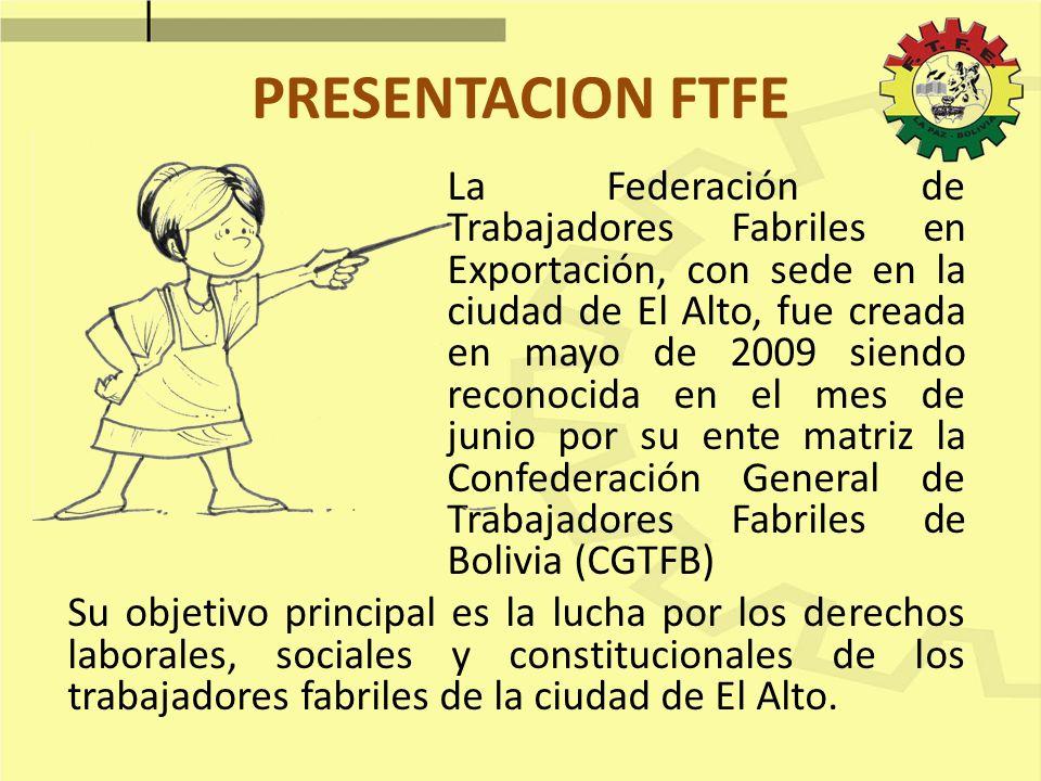 PRESENTACION FTFE