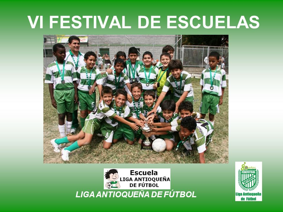VI FESTIVAL DE ESCUELAS