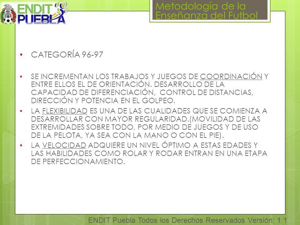CATEGORÍA 96-97