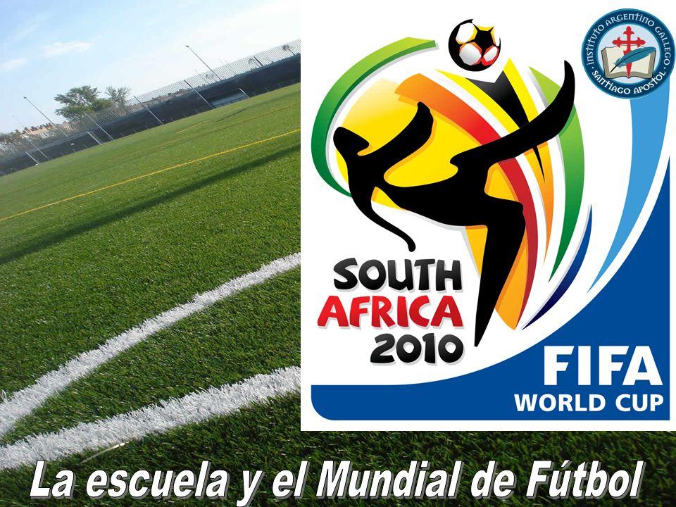 La escuela y el Mundial de Fútbol