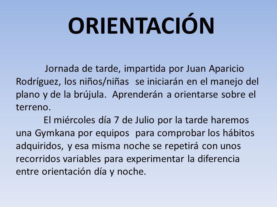 ORIENTACIÓN