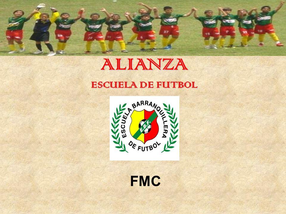 ALIANZA ESCUELA DE FUTBOL