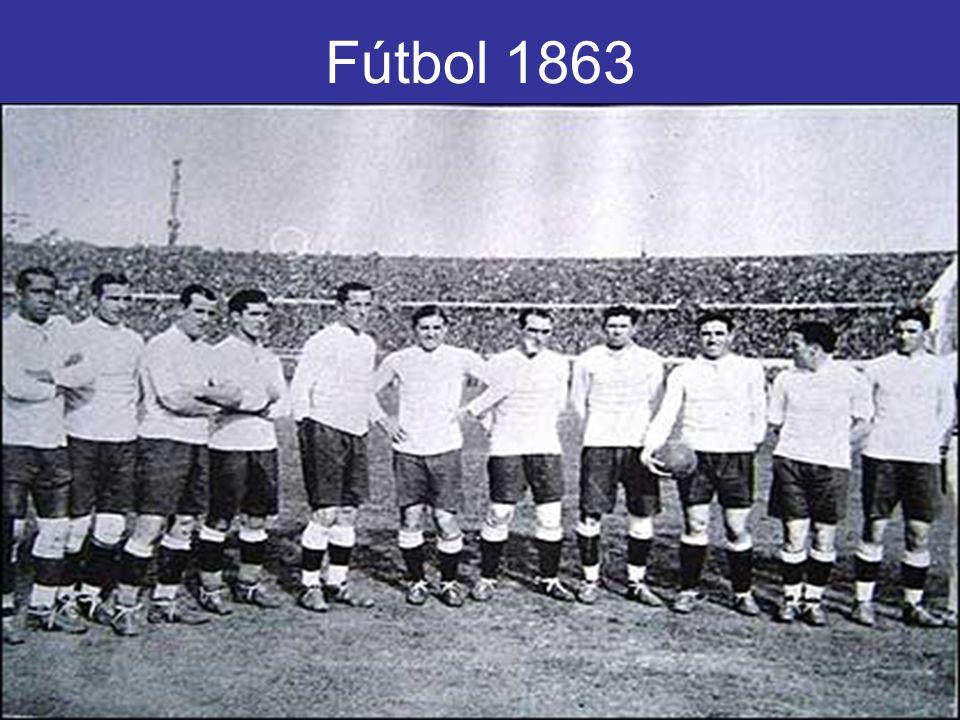 Fútbol 1863