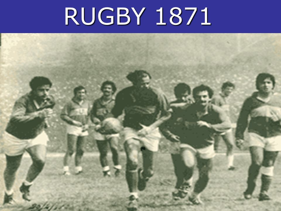 RUGBY 1871