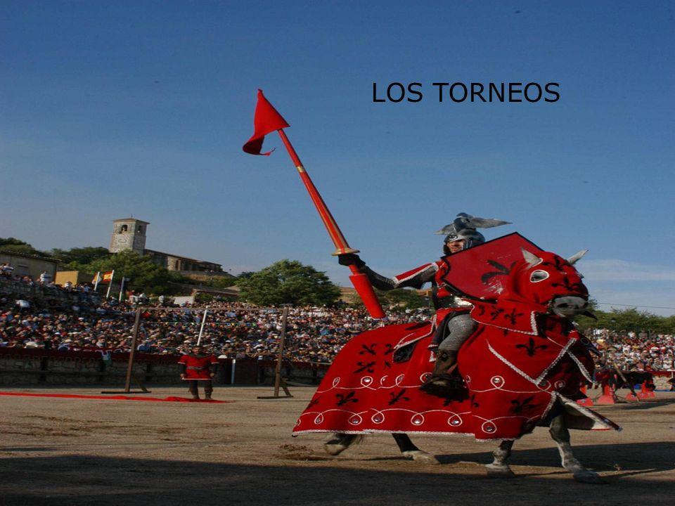 LOS TORNEOS