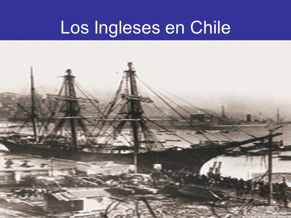 Los Ingleses en Chile