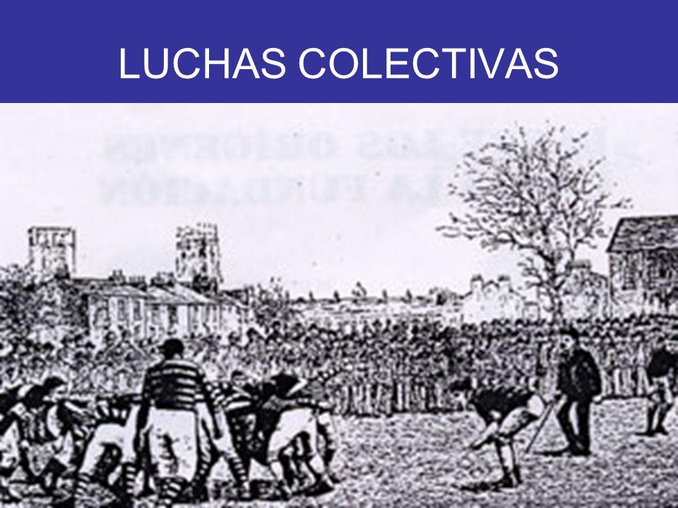 LUCHAS COLECTIVAS