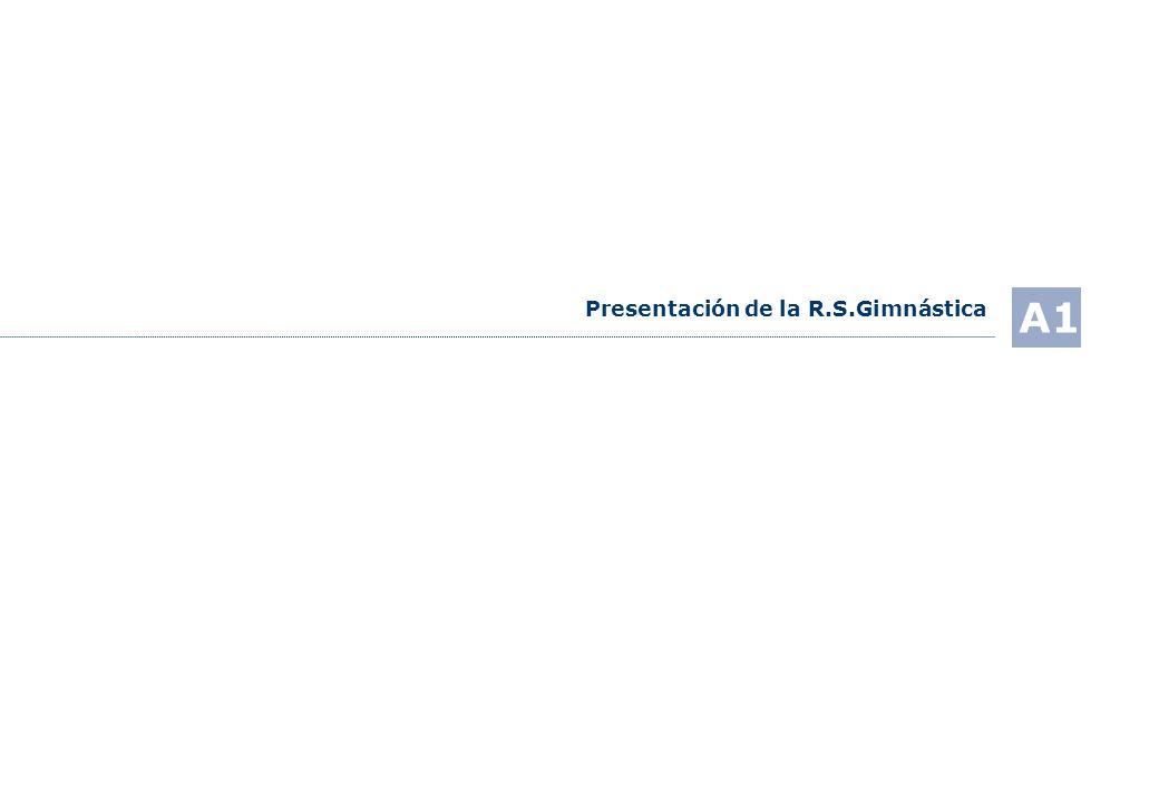 Anexo 1. Introducción a la R.S.Gimnástica de Torrelavega.