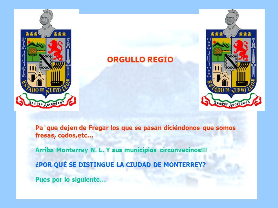 ORGULLO REGIO Pa´que dejen de Fregar los que se pasan diciéndonos que somos fresas, codos,etc...