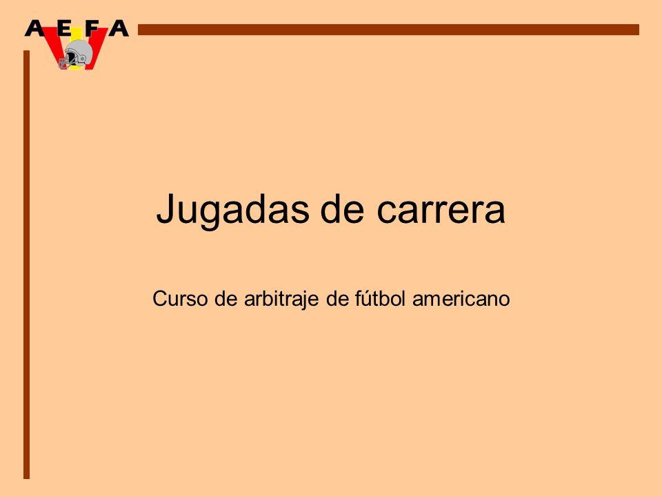 Curso de arbitraje de fútbol americano