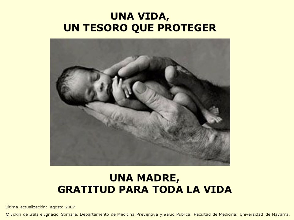 GRATITUD PARA TODA LA VIDA