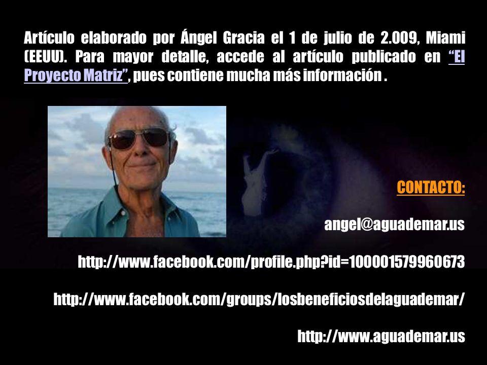 Artículo elaborado por Ángel Gracia el 1 de julio de 2