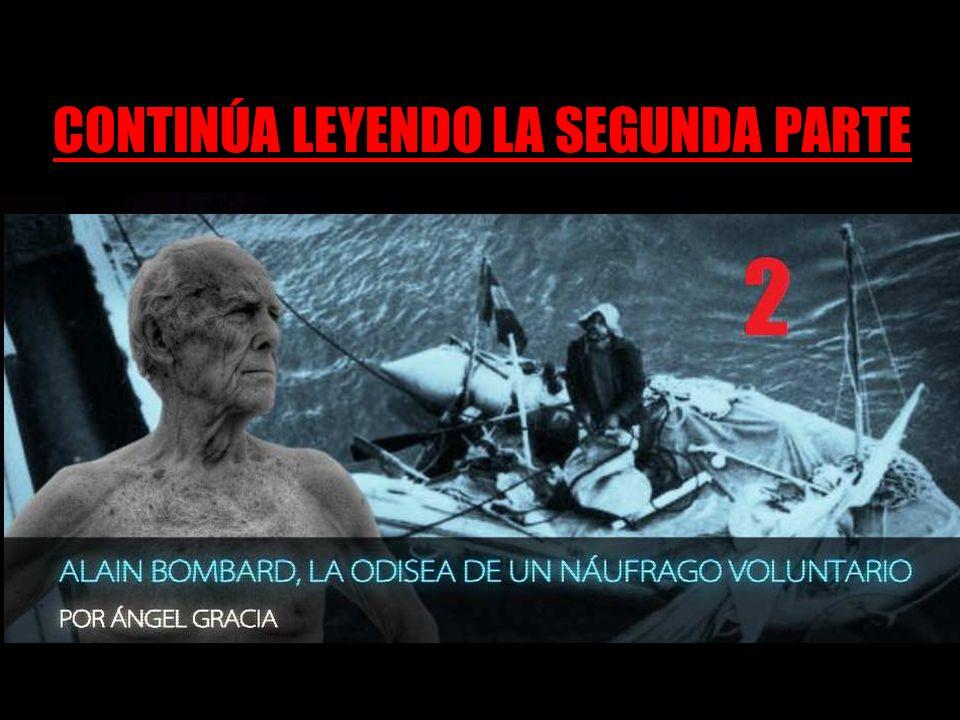 CONTINÚA LEYENDO LA SEGUNDA PARTE
