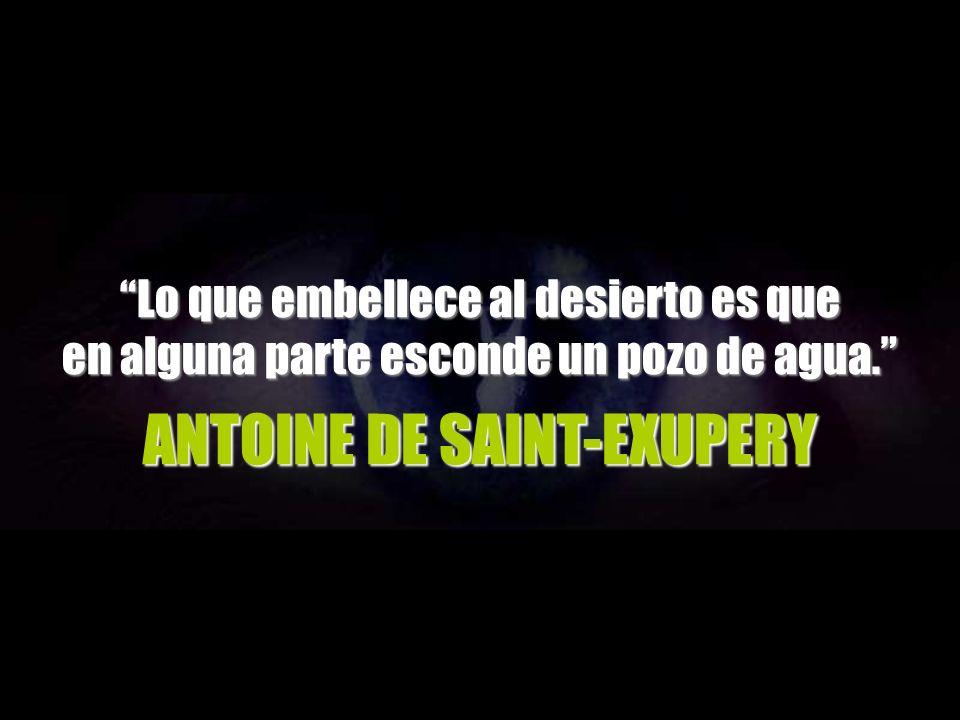 ANTOINE DE SAINT-EXUPERY ANTOINE DE SAINT-EXUPERY