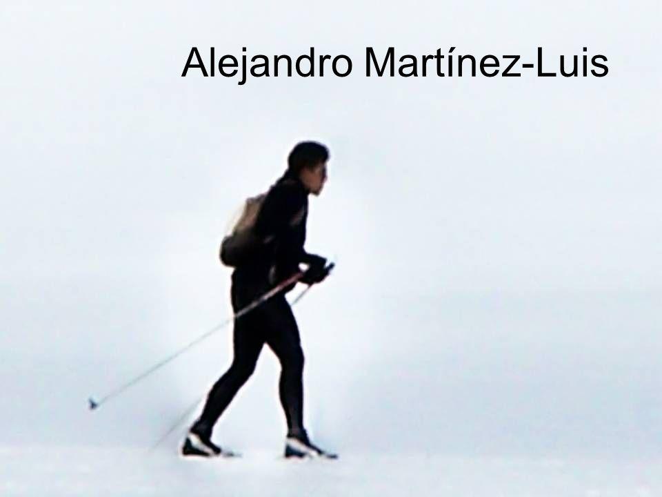 Alejandro Martínez-Luis