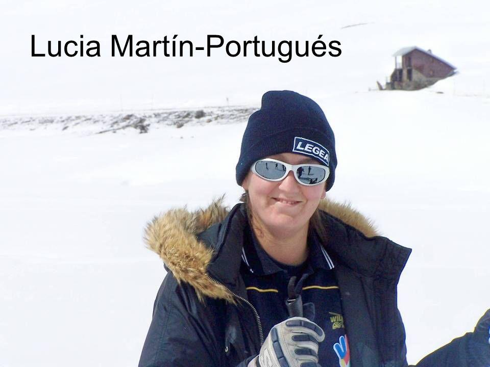 Lucia Martín-Portugués
