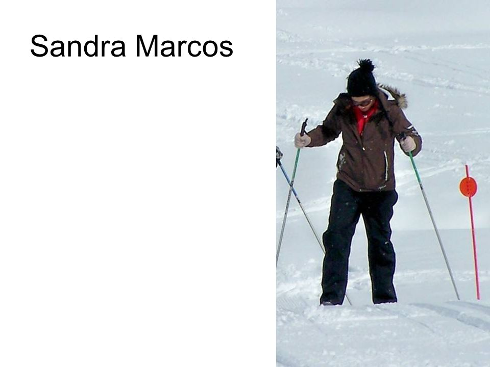 Sandra Marcos 62