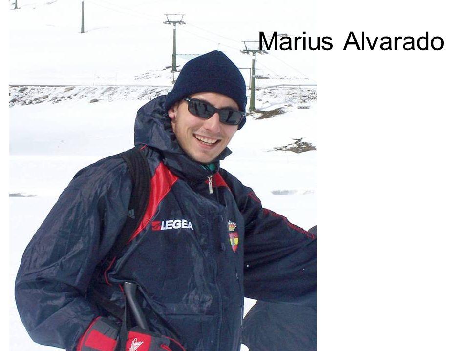 Marius Alvarado
