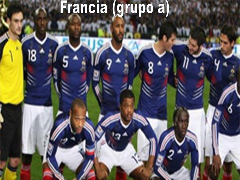 Francia (grupo a)