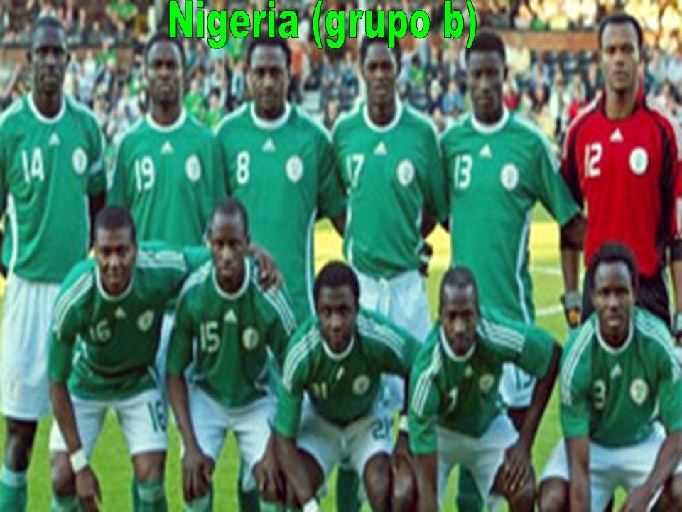 Nigeria (grupo b)