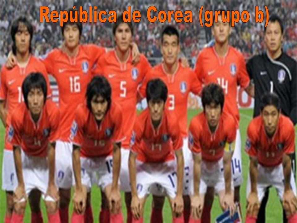 República de Corea (grupo b)
