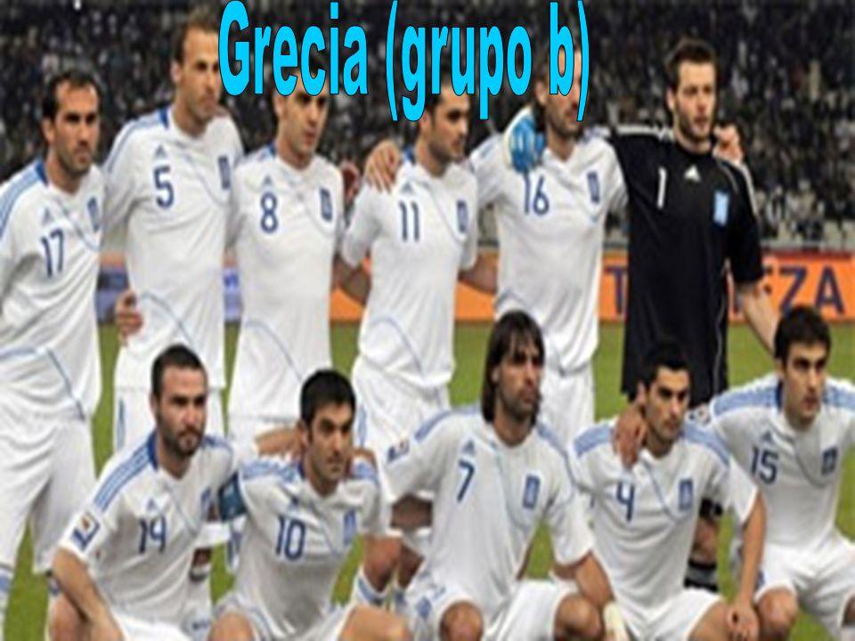 Grecia (grupo b)