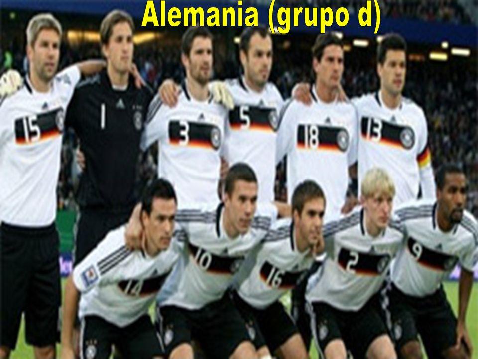 Alemania (grupo d)