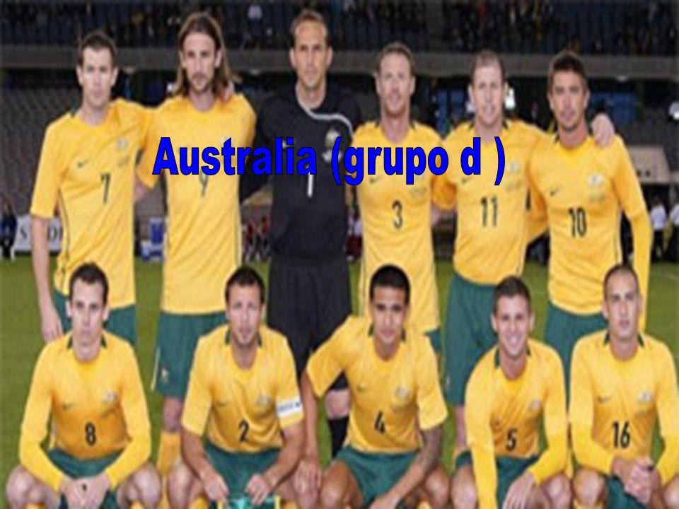 Australia (grupo d )