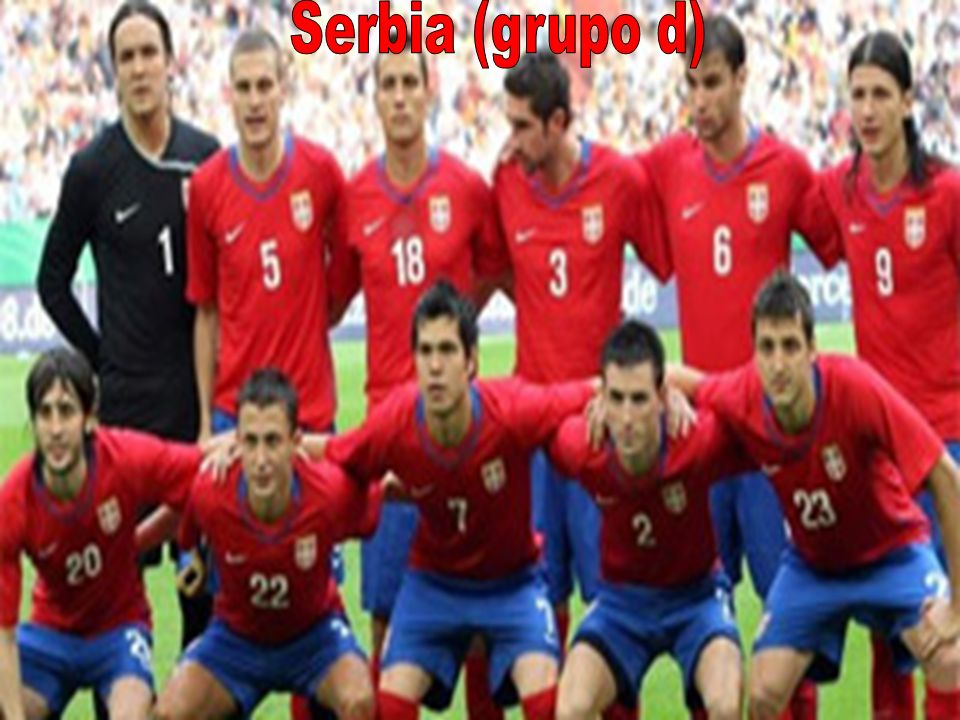Serbia (grupo d)