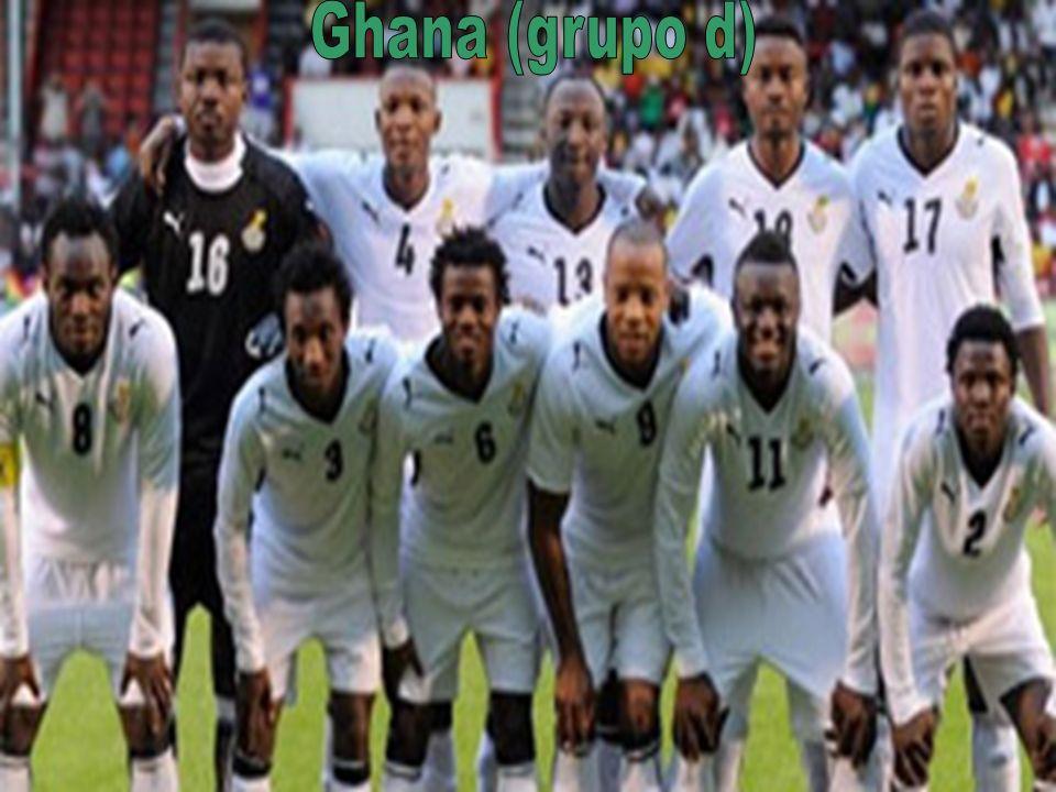 Ghana (grupo d)