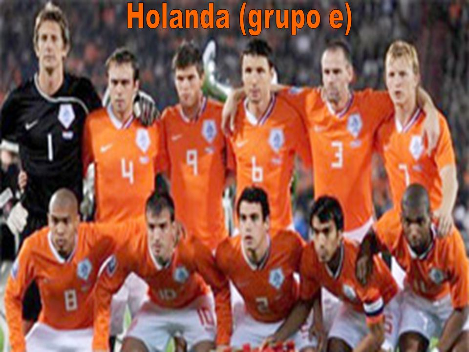 Holanda (grupo e)