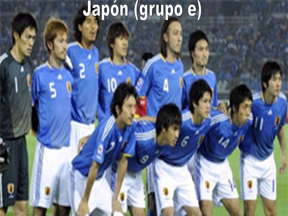 Japón (grupo e)