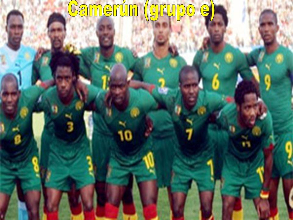 Camerún (grupo e)