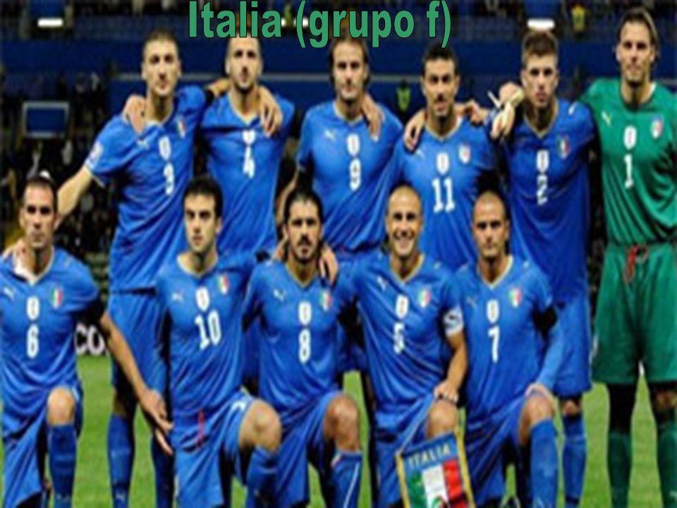 Italia (grupo f)