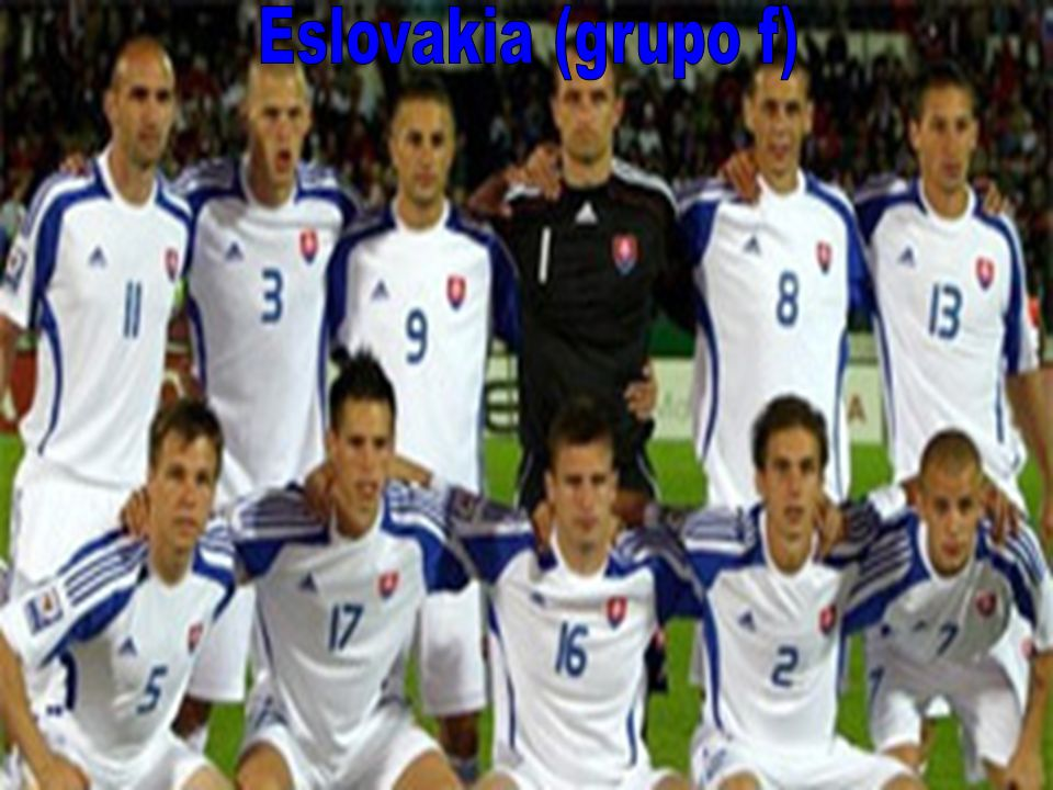 Eslovakia (grupo f)