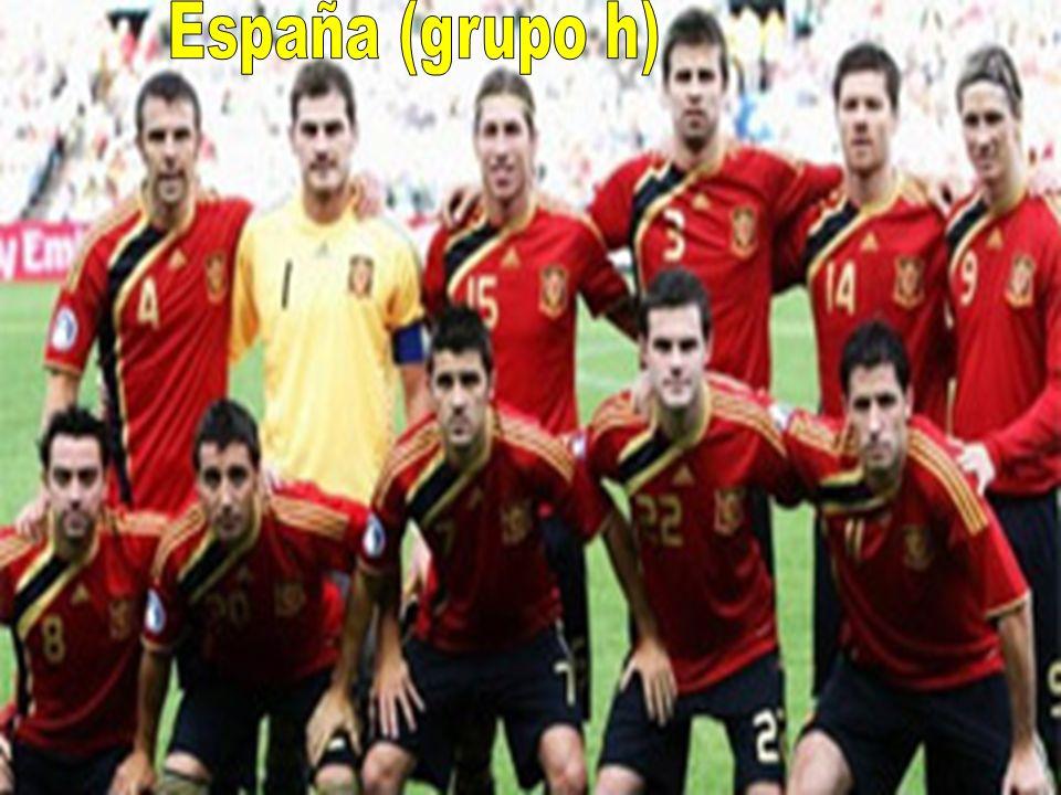 España (grupo h)