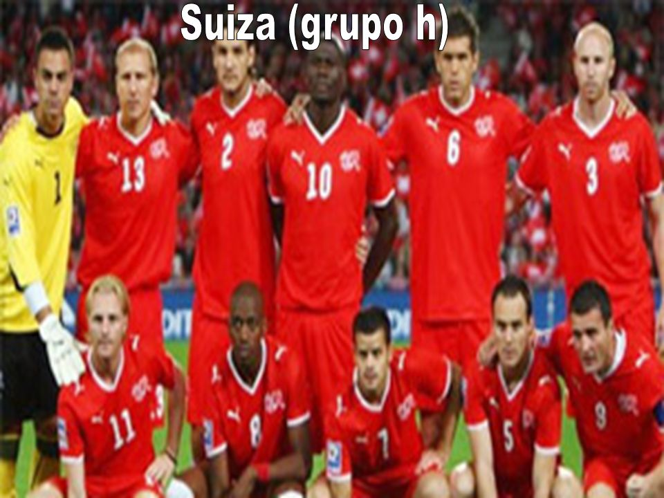 Suiza (grupo h)