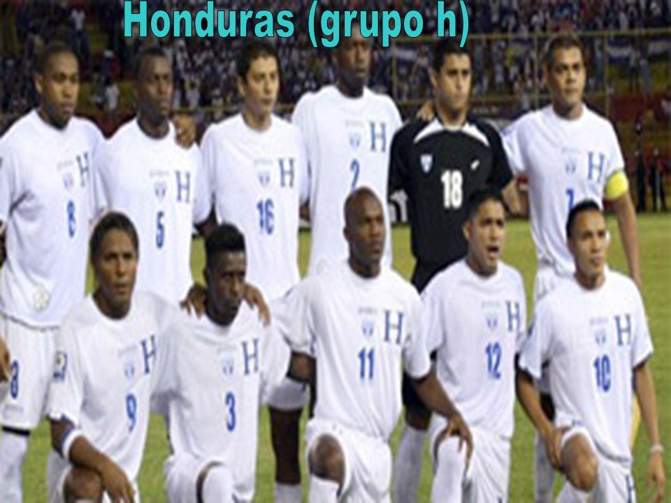 Honduras (grupo h)