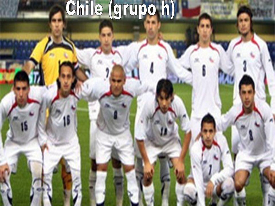 Chile (grupo h)