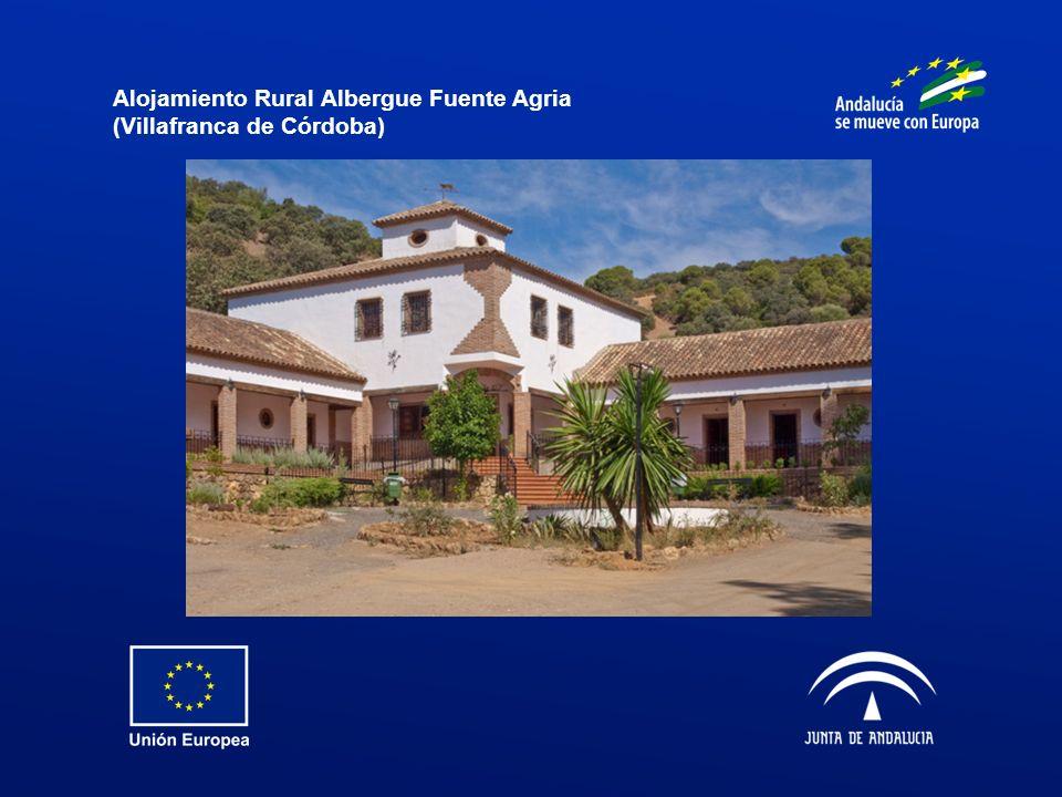 Alojamiento Rural Albergue Fuente Agria