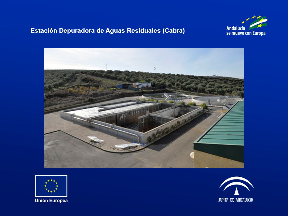 Estación Depuradora de Aguas Residuales (Cabra)