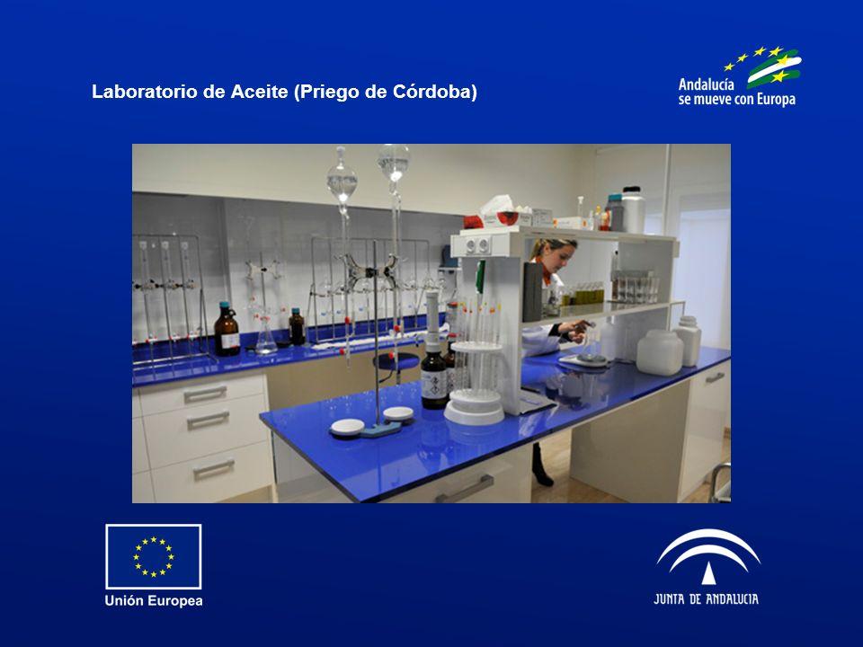 Laboratorio de Aceite (Priego de Córdoba)