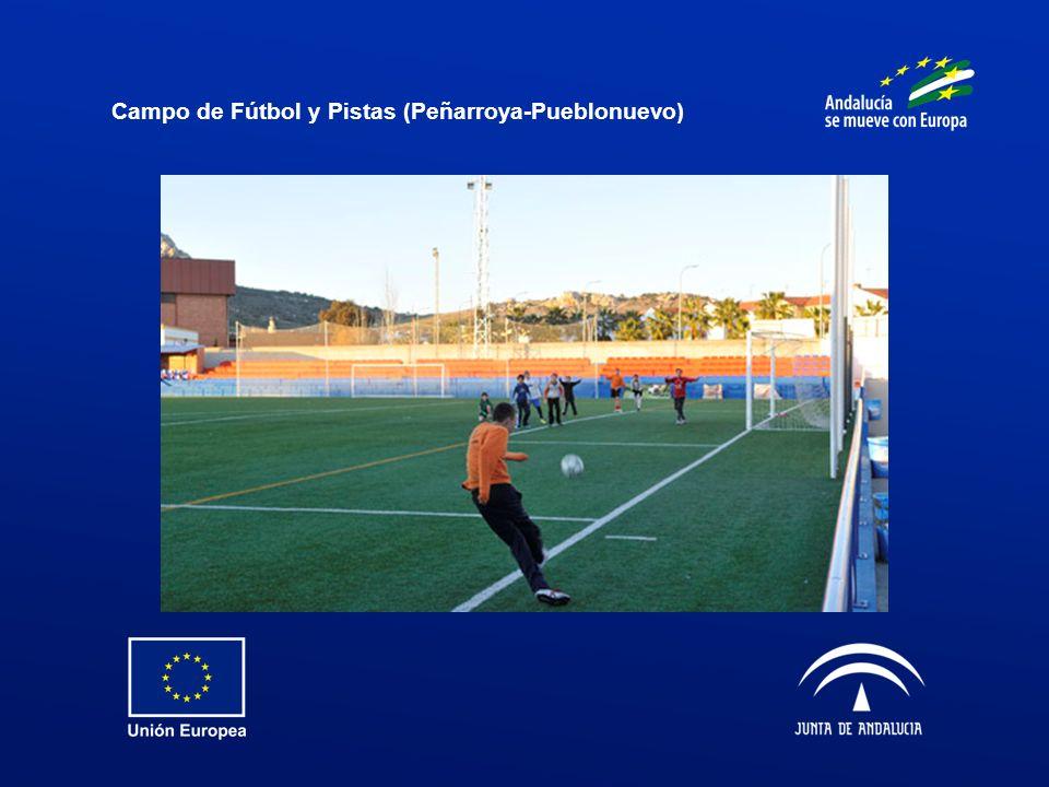 Campo de Fútbol y Pistas (Peñarroya-Pueblonuevo)