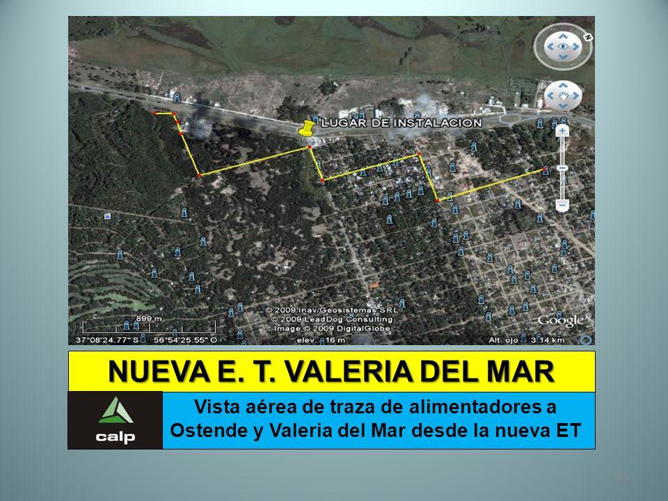 NUEVA E. T. VALERIA DEL MAR