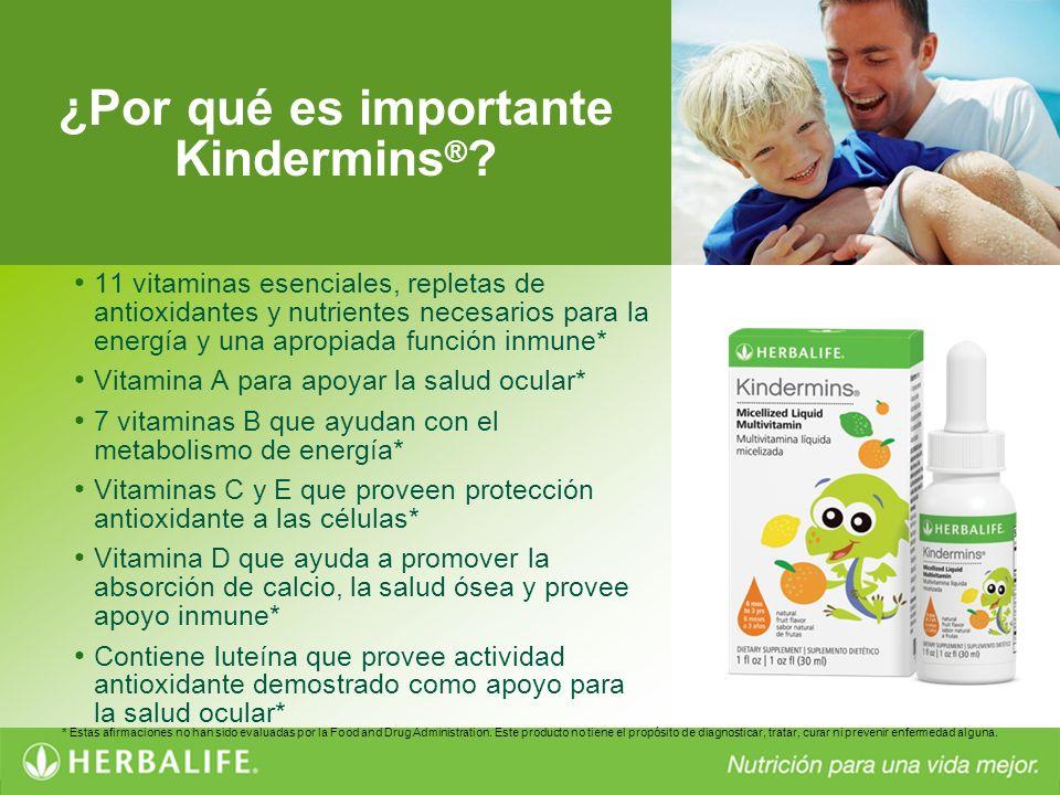 ¿Por qué es importante Kindermins®