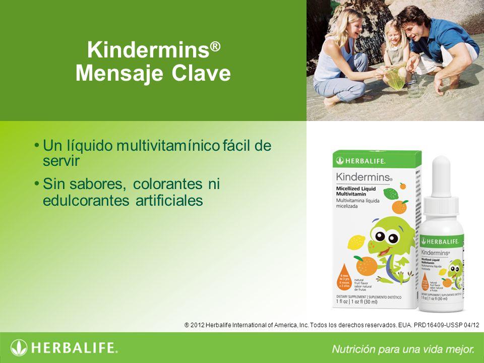 Kindermins® Mensaje Clave