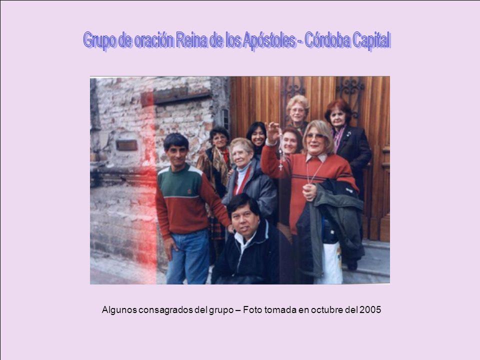 Grupo de oración Reina de los Apóstoles - Córdoba Capital