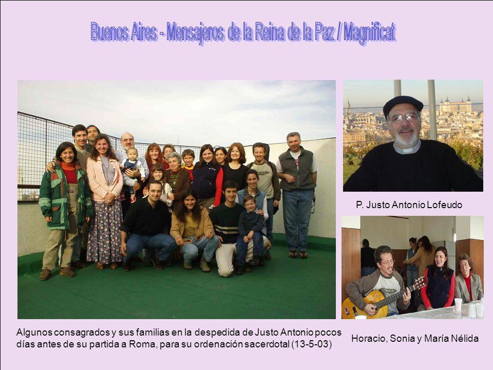 Buenos Aires - Mensajeros de la Reina de la Paz / Magnificat