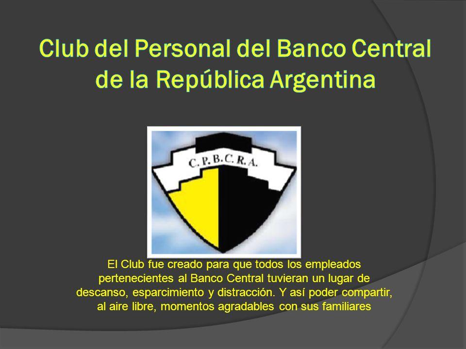 Club del Personal del Banco Central de la República Argentina