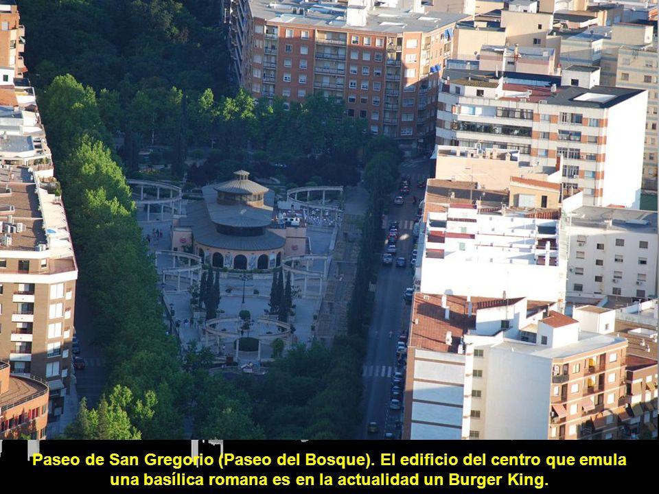 Paseo de San Gregorio (Paseo del Bosque)